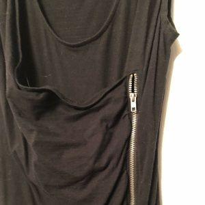 Black Juicy Couture knee length dress